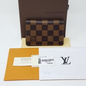 100% Auth Louis Vuitton Wallet or Card Holder